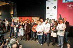 Horeca Expo - Voorstelling Michelin gids België Luxemburg