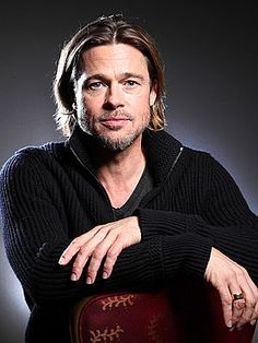 Big douche for not defending his mothers conservative views.Brad Pitt