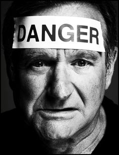 W/K Gallery Part of LIFT_LosAngeles - Robin Williams by Nigel Parry now live on…