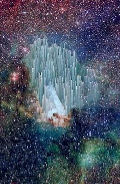 "Via Hubble: The cosmic ""ice sculptures"" of the Carina Nebula. Scientists are still trying to explain the beautiful spires. Choose your cosmos themed products from our shop! Carina Nebula, Orion Nebula, Andromeda Galaxy, Cosmos, Hubble Space Telescope, Space And Astronomy, Hubble Images, Hubble Photos, Hubble Pictures"