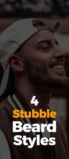 Medium Stubble beard style for men! Stubble Beard, Red Beard, Ginger Beard, Shave Beard, Latest Beard Styles, Beard Styles For Men, Bearded Tattooed Men, Bearded Men, Hot Beards