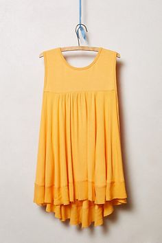 Pacanda Tank - anthropologie.com - love the color !!!