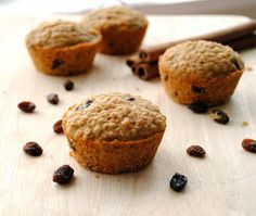 Leanne bakes: Maple Oatmeal Muffins