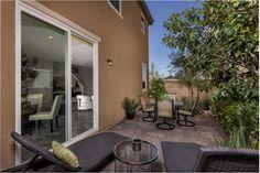Greencourts at Inspirada, a KB Home Community in Henderson, NV (Las Vegas) #inspirada #newhomes #patio