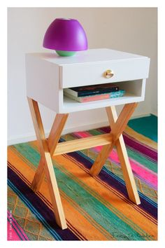 Mesas De Luz - $ 990,00 en MercadoLibre                              …