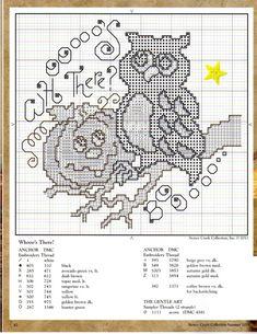 Gallery.ru / Фото #36 - Stoney Creek Cross Stitch Collection Magazine 2011-v23-03 - tymannost