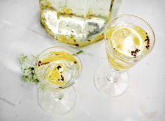 Snaps med anis och citron