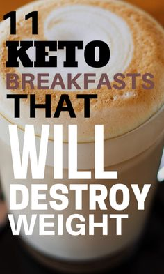 11 Amazing Quick & Easy Keto Breakfast Ideas You will love these keto breakfasts for your ketogenic diet. These are the best keto friendly breakfasts that will help you lose weight and stay in ketosis. Cyclical Ketogenic Diet, Ketogenic Diet Meal Plan, Ketogenic Diet For Beginners, Diet Meal Plans, Ketogenic Recipes, Diet Recipes, Dessert Recipes, Keto Meal, Easy Recipes
