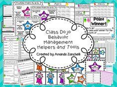 Class Dojo: Behavior Management Helpers and Tools Behaviour Management, Class Management, Management Tips, Classroom Management, 5th Grade Classroom, Kindergarten Classroom, Classroom Ideas, Student Behavior, Classroom Behavior