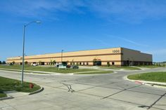 Total building size: 110,000 SF. 10,000 SF Bays (50' x200' ). 60,000 SF available. Managed by Hubbell Property Managment.  Grimes Business Park in Grimes, Iowa 50111. Excellent access to I-80/I-35 on Highway 141.
