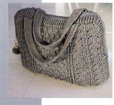 beside crochet: حقائب كروشية مع البترون.Crocheted bags with Petron