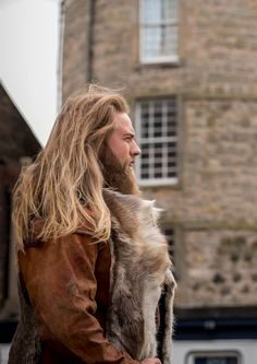 I Love Beards, Grey Beards, Norwegian Men, Hair And Beard Styles, Long Hair Styles, Long Hair Beard, Raining Men, Cute Guys, Style Guides