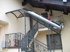 Risultati immagini per coperture per scale esterne coperture balconi e scale pinterest - Coperture scale esterne ...