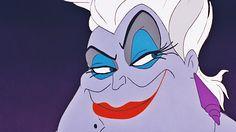 Walt Disney Screencaps - Ursula - Walt Disney Characters Photo ...