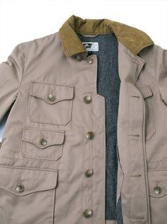 engineered garments northwood jacket $469