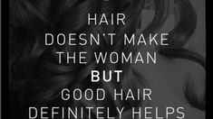 Motivation for a Good Hair Day Every Day