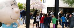 Kids Free Day at the Charles Schulz Museum ~Mama Bees Freebies