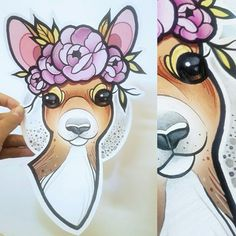 Something like this with Sansa's face instead would be so cute #new_traditional_tattoo