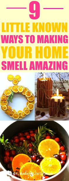 Making your own home scents that make your house smell amazing is so easy. A good home fragrance acts like an accessory and adds character, making your space feel extra homey. However, constantly buying candles and air fresheners can start getting expensive and after a while they all smell the same. I love making my own combinations so I can make them all year round! Add cinnamon, cranberries and orange for fall and winter! Omg! It's perfectly easy.