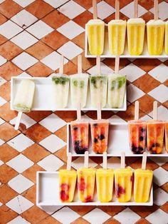 Summer inspiration on http://www.apetitpoisdesign.com