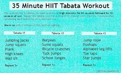 hiit workout - Google Search