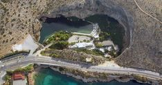 The magical Lake of Vouliagmeni, Athens, Greece Attica Greece, Athens Greece, Athens City, The Beautiful Country, Beautiful Places, Places To Travel, Places To See, Europe, Greece Travel