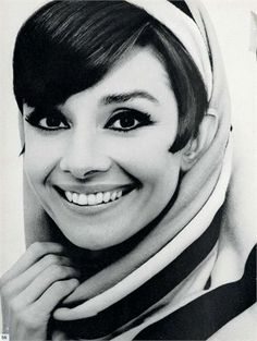 Audrey Hepburn Vogue italia may 1966