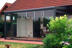 Terrassendach Aus Aluminium Mit Vsg Glas Kompl Neu ~ Terrassendächer terrassenüberdachung terrassendach aus aluminium