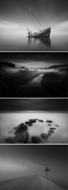 Beautiful photography of the arctic by Mikko Lagerstedt http://cfye.com/mikko-lagerstedt-7766