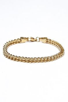 Men's Gold Bracelet. With a small heart  of diamonds...please :)