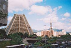 Catedral Metropolitana de São Sebastião do Rio de Janeiro, 1976 - Google Search