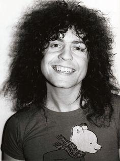 Marc Bolan, loving the Rupert shirt!
