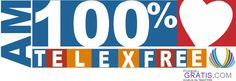sou 100% Telexfre  www.postandogratis.com