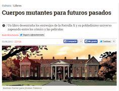 Cuerpos mutantes para futuros pasados / @eldiariocultura | #scifi