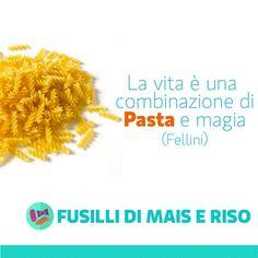 Ieri pranzo domenicale in famiglia, assolutamente #glutenfree e abbiamo gustato i Fusilli di Masi e Riso di Sarchio! Che bontà! Li trovi su www.sglutinati.it  Clicca qui per scegliere http://sglutinati.it/pasta/fusilli-di-mais-e-riso-gr250.html?___SID=U