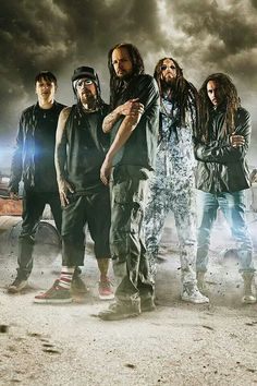 Day 19: First song alphabetically on my IPOD... Korn ~ A.D.I.D.A.S.