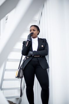 IWC 75th Goodwood Member's Meeting — WILLKATE | Fashion Blog by Kamogelo Mafokwane Hip Hop Fashion, Ootd Fashion, Fashion Outfits, Fashion 2020, Ladies Fashion, Winter Office Outfit, Hip Hop Wear, Winter Fits, Professional Attire