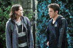 "This storyline is probably the first in a long time that I'm just like ""ugh, go a way"". - JJ and Rory celebrate their little ""prank."" #DAYS"