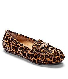 10 stylish flats with arch support  cheetah print shoes