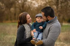 Tulsa Family Photographer | The VanEngens - warm and cozy outdoor family session