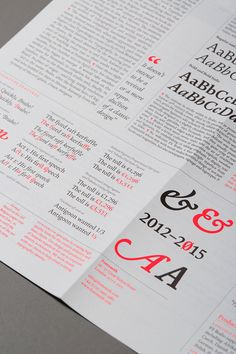FS Brabo → The eloquent type | Fontsmith | typetoken® 2015 #grafica #tipografia