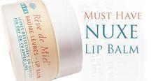 Must Have: Nuxe Reve de Miel Lip Balm