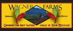 Wagner Farms Corrales | We Grow the Best Tasting Chile in New Mexico