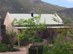 Beautiful cottage at Greyton The Other Side, Mountain Range, Cottages, South Africa, Things To Do, Places, Outdoor Decor, Travel, Beautiful
