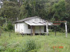 Cabana no alto da serra (BR116)