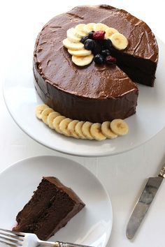 This 100% aip chocolate cake, featuring carob and plantains, is so rich and so easy to make, you'll feel like you're cheating.