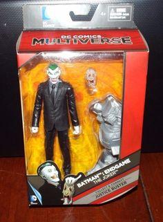 DC Comics Multiverse BATMAN ENDGAME THE JOKER (6 inch) Action Figure #Mattel