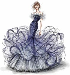 1791 best Fashion Sketches images on Pinterest   Drawings of     fashion  drawing  and dress resmi