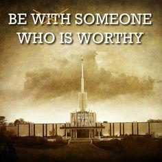 LDS dating citat