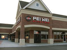 Buy one entree and get a second entree 50% off at Pei Wei with ...